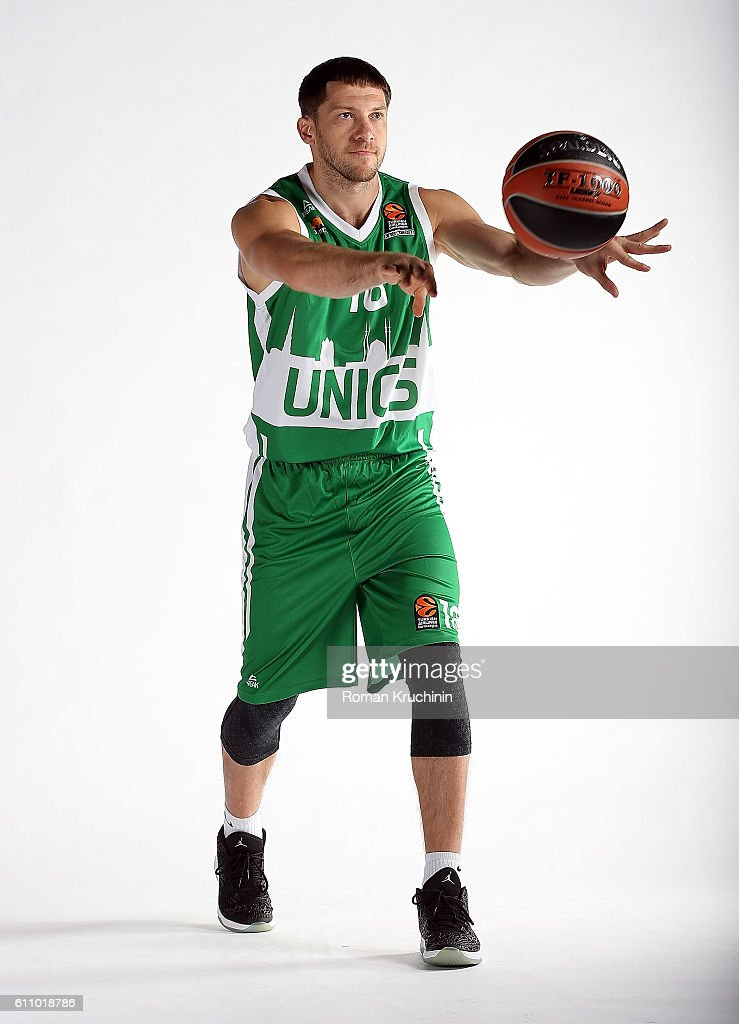 Unics Kazan 2016/2017 Turkish Airlines EuroLeague Media Day