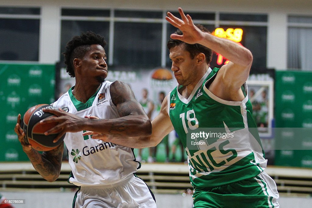 BC UNICS Kazan v BC Darussafaka Istanbul: Turkish Airlines Euroleague