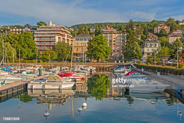 'Evian-les-Bains or Evian, France'