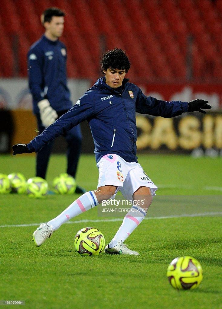 Evian Thonon Gaillard FC v Stade Rennais FC - Ligue 1