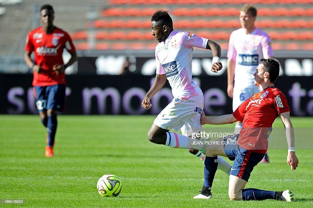 Evian Thonon Gaillard FC v LOSC Lille - Ligue 1