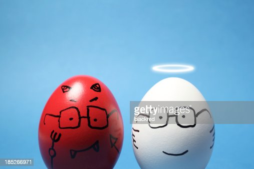 Evil and Angel Eggs
