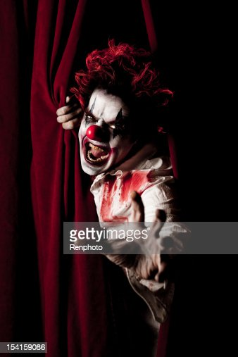 Evil Clown Series: Coming To Get You!