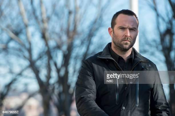 BLINDSPOT 'Evil Did I Dwell Lewd Did I Live' Episode 216 Pictured Sullivan Stapleton as Kurt Weller