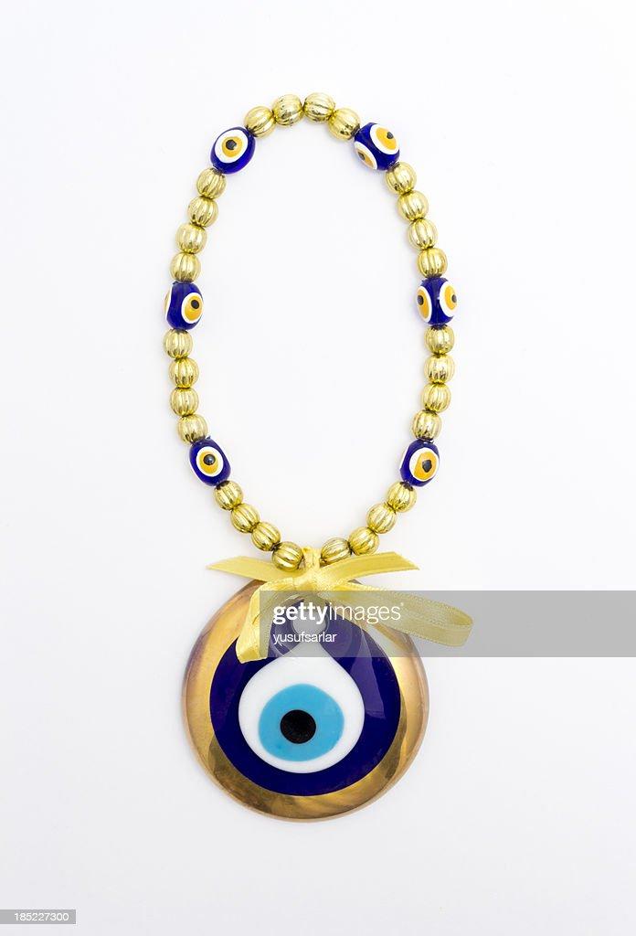 Evil Eye or Nazar amulet