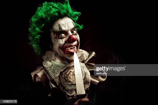 Mal Vampire Clown