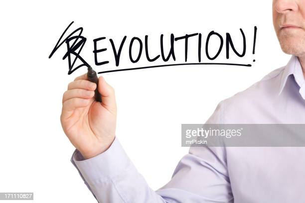 Evolution not Revolution