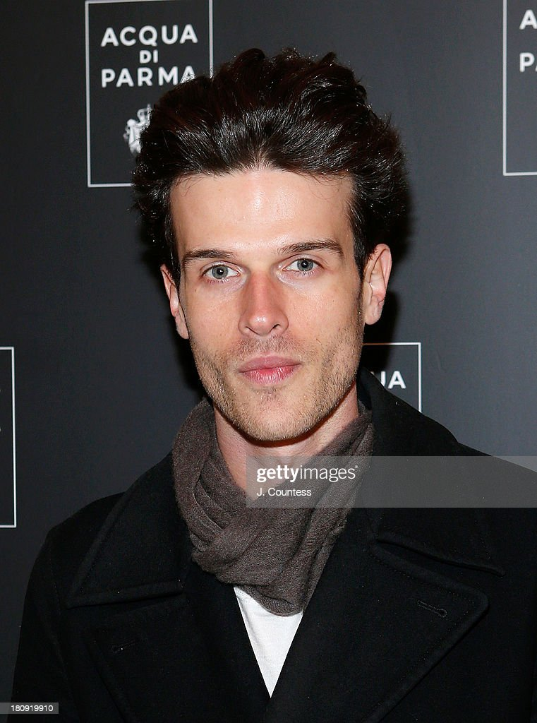 Evon O. attends An Evening Of Dance Featuring Roberto Bolle And Friends at Manhattan Theatre Club at New York City Center on September 17, 2013 in New York City.