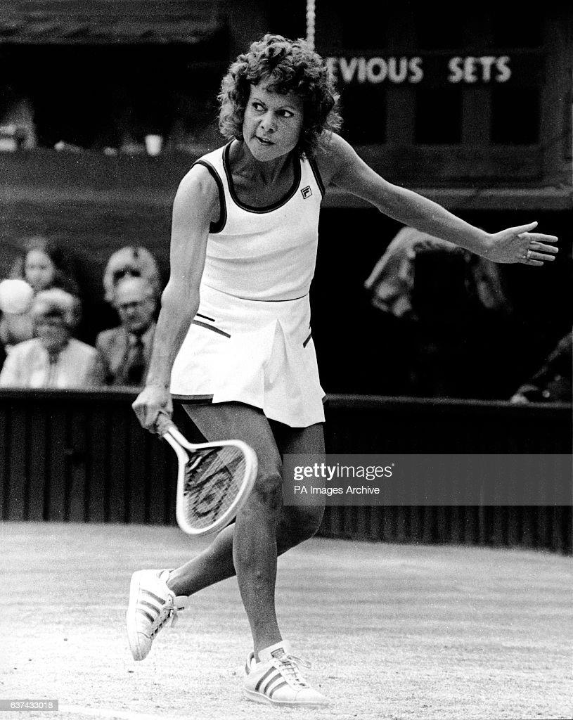 Tennis Wimbledon Championships La s Singles Final
