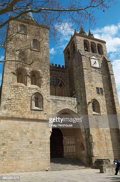 Evora Cathedral, built from 1184-1204