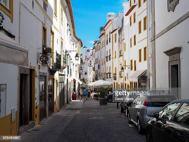 Evora Side Street