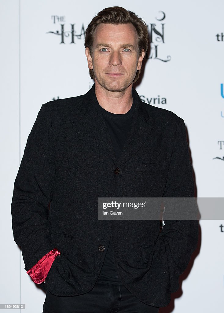 Ewan McGergor attends The UNICEF Halloween Ball at One Mayfair on October 31, 2013 in London, England.
