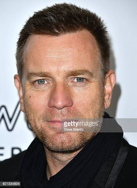 Ewan McGregor arrives at the 10th Annual GO Campaign Gala at Manuela on November 5 2016 in Los Angeles California