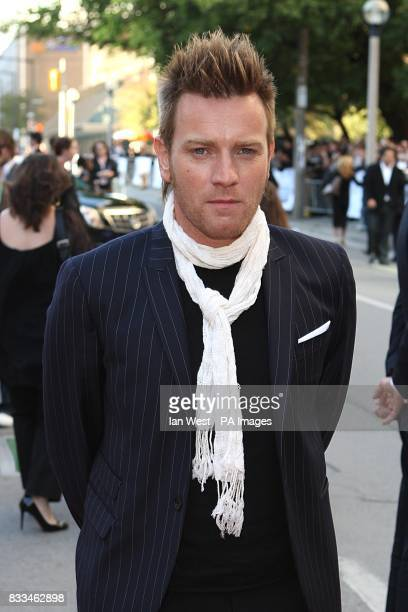 Ewan Mcgregor arrives at the 'Cassandra's Dream' North American Premiere screening during the Toronto International Film Festival 2007 held at the...