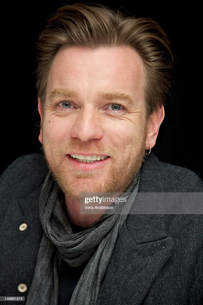 Ewan McGregor at the 'Salmon Fishing In The Yemen' Press Conference at the Regency Hotel on March 8 2012 in New York City