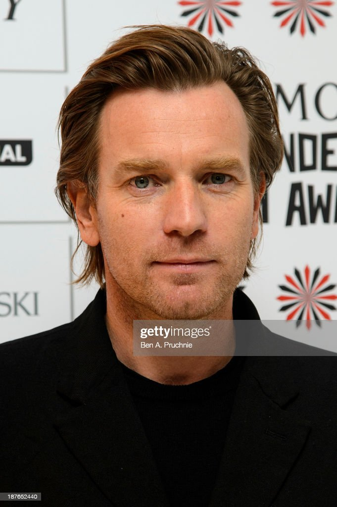 <a gi-track='captionPersonalityLinkClicked' href=/galleries/search?phrase=Ewan+McGregor&family=editorial&specificpeople=202863 ng-click='$event.stopPropagation()'>Ewan McGregor</a> attends as the nominations for the British Independent Film Awards are announced at St Martin's Lane Hotel on November 11, 2013 in London, England.