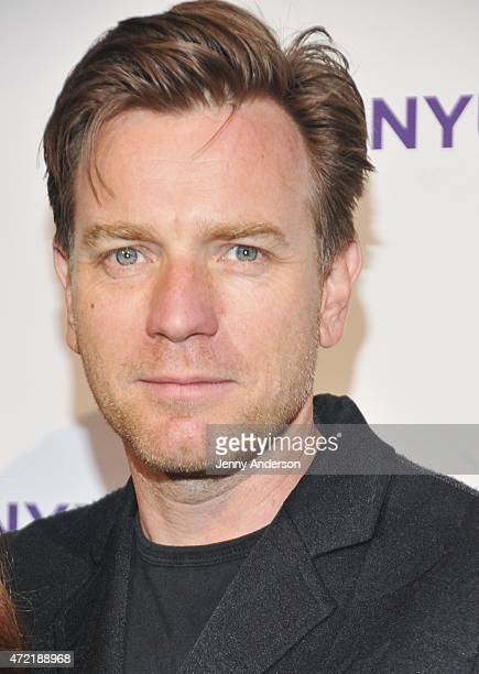 Ewan McGregor attends NYU Tisch School of The Arts 2015 Gala at Frederick P Rose Hall Jazz at Lincoln Center on May 4 2015 in New York City