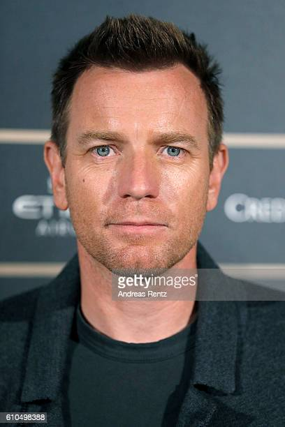 Ewan McGregor attends the 'American Pastoral' press conference during the 12th Zurich Film Festival on September 26 2016 in Zurich Switzerland The...