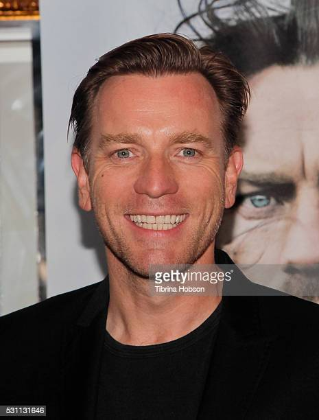 Ewan McGregor attends the screening of Broad Green Pictures 'Last Days In The Desert' at Laemmle Royal Theatre on May 12 2016 in Santa Monica...