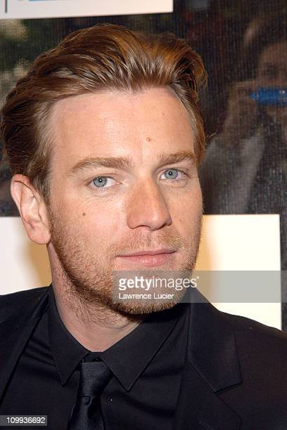 Ewan McGregor during 2003 Tribeca Film Festival Down With Love Premiere at Tribeca Performing Arts Center in New York City New York United States
