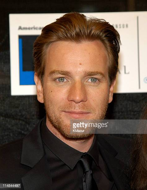 Ewan McGregor during 2003 Tribeca Film Festival 'Down With Love' World Premiere at Tribeca Performing Arts Center 199 Chambers Street in New York...