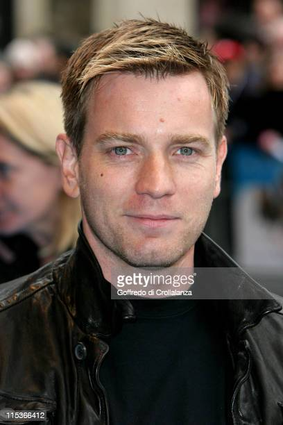 Ewan McGregor during 'Valiant' London Premiere at Odeon West End in London Great Britain