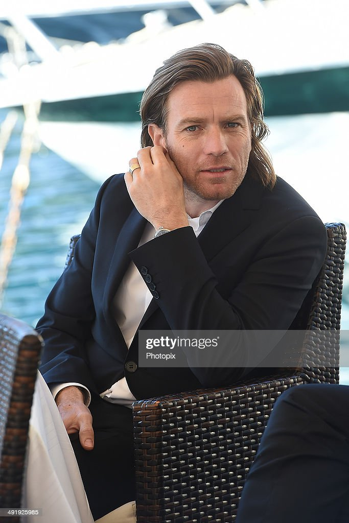 <a gi-track='captionPersonalityLinkClicked' href=/galleries/search?phrase=Ewan+McGregor&family=editorial&specificpeople=202863 ng-click='$event.stopPropagation()'>Ewan McGregor</a> is seen while filming for the International Watch Company (IWC) on May 18, 2014 in Portofino, Italy.