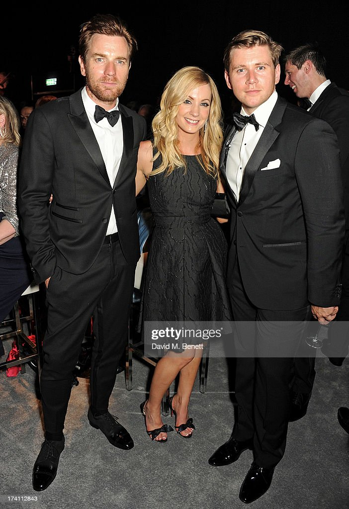 Ewan McGregor Joanne Froggatt and Allen Leech attend Aston Martin's Centenary Birthday Party celebrating 100 years as one of the world's most iconic...