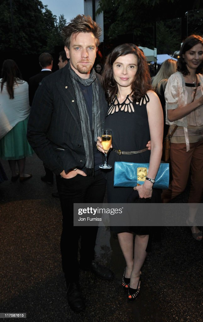 <a gi-track='captionPersonalityLinkClicked' href=/galleries/search?phrase=Ewan+McGregor&family=editorial&specificpeople=202863 ng-click='$event.stopPropagation()'>Ewan McGregor</a> with his wife <a gi-track='captionPersonalityLinkClicked' href=/galleries/search?phrase=Eve+Mavrakis&family=editorial&specificpeople=213940 ng-click='$event.stopPropagation()'>Eve Mavrakis</a> attend The Serpentine Gallery Summer Party on June 28, 2011 in London, England.