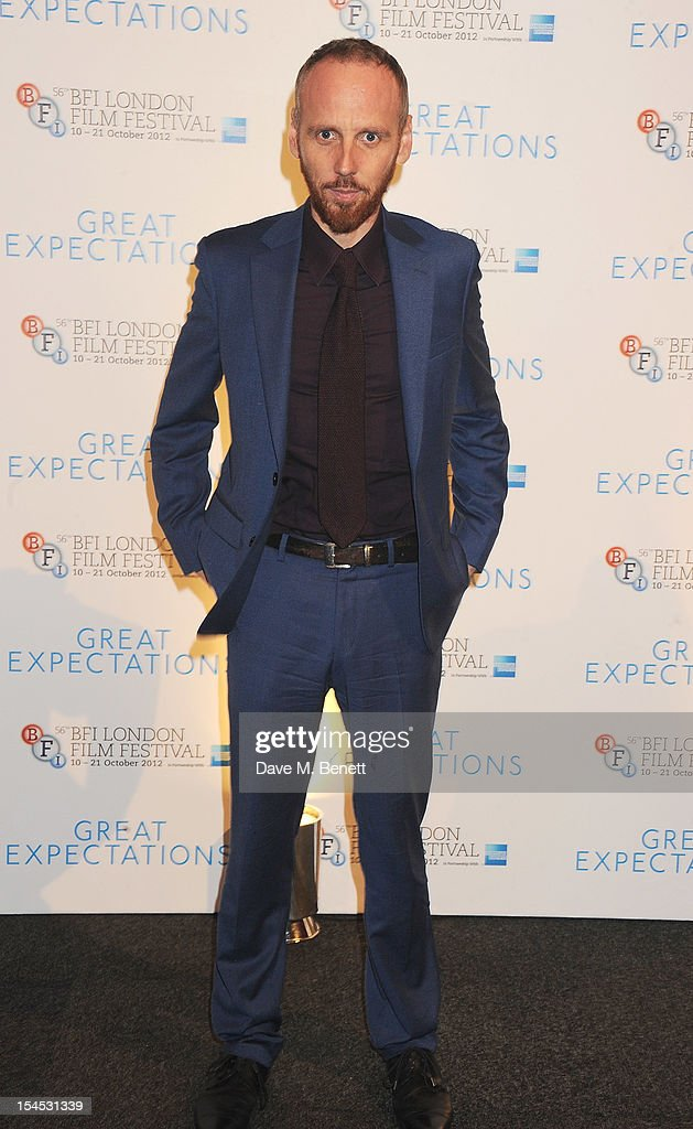 <a gi-track='captionPersonalityLinkClicked' href=/galleries/search?phrase=Ewen+Bremner&family=editorial&specificpeople=171381 ng-click='$event.stopPropagation()'>Ewen Bremner</a> attends an after party following the Gala Premiere of 'Great Expectations' which closes the 56th BFI London Film Festival at Battersea Power station on October 21, 2012 in London, England.