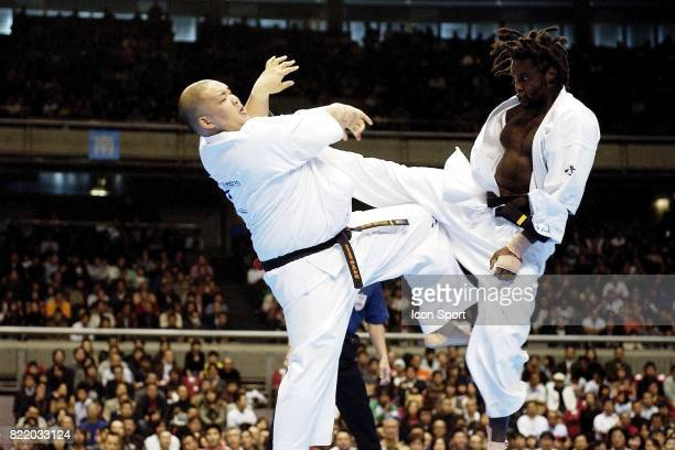 Ewerton TEIWEIRA 9eme World Open karate Tournament Tokyo