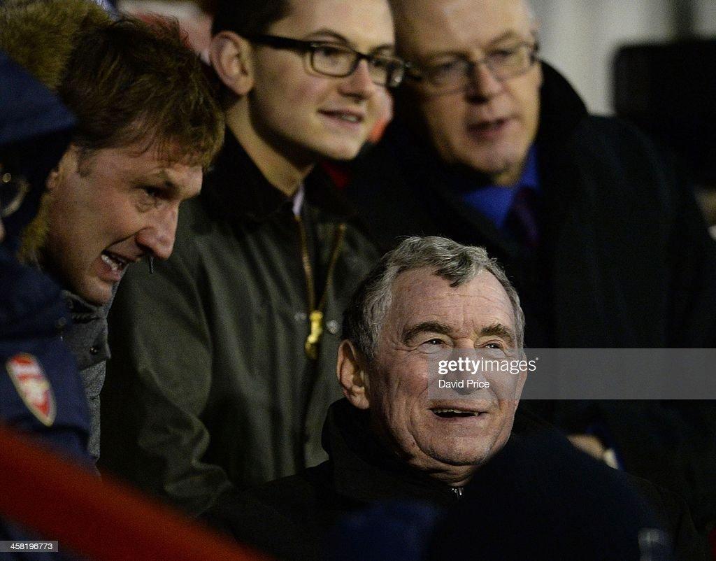 Barclays Premier U21 League: Arsenal v Manchester United