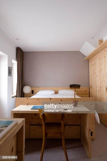 Ex Olympic statium in St Moritz