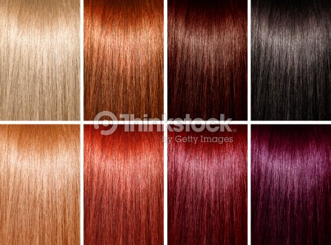 Exemple de diff rentes couleurs de cheveux photo thinkstock - Differente couleur de cheveux ...