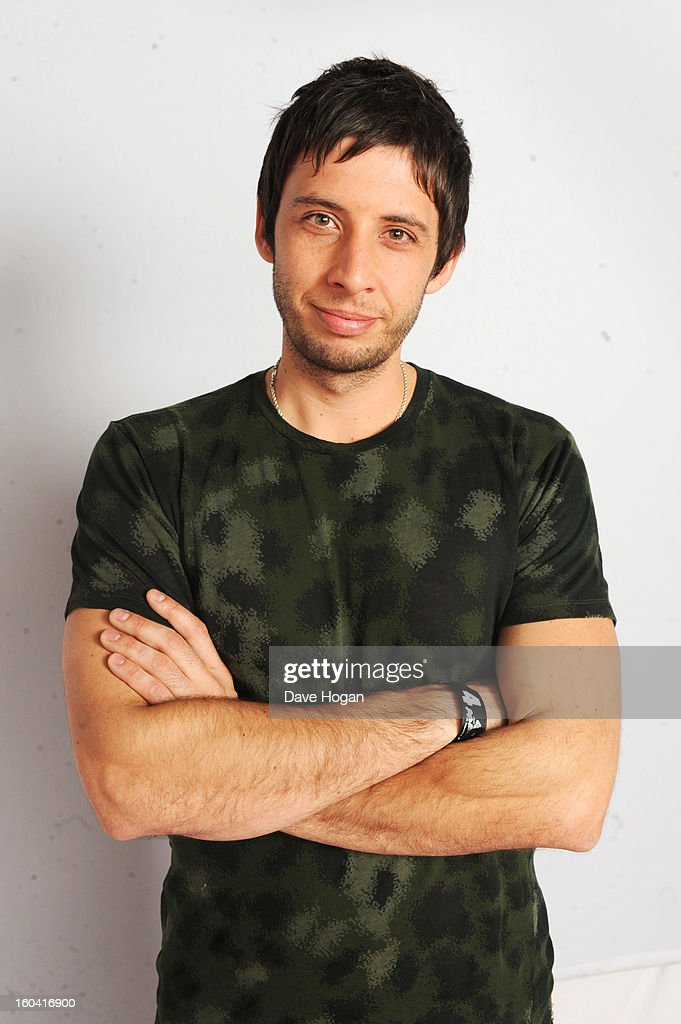 Example poses for a portrait on December 8, 2012 in London, England.
