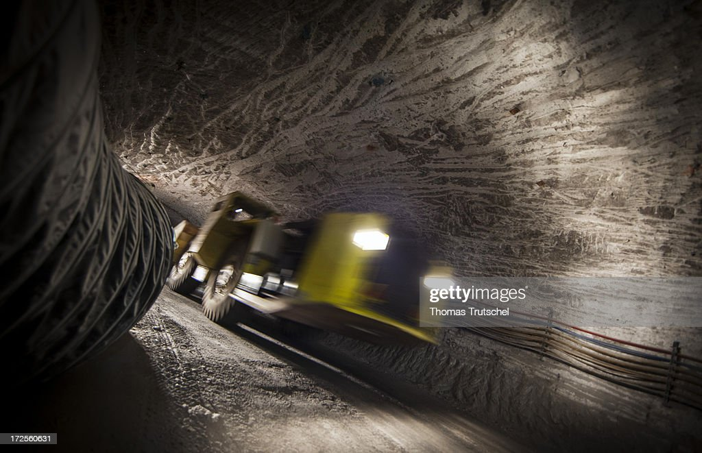 A excavator is pictured in a tunnel in Gorleben Mine on July 3, 2013 in Gorleben, Germany. The German Bundestag has agreed on June 28, 2013 to allow a commission of experts to launch a search for a new nuclear waste disposal site. The law ends radioactive transports to the controversial site in Gorleben for the time being. Under the terms of the measure, the government will commission a group of 30 experts to oversee the search. The panel, comprised of members of parliament, scientists and representatives from various interest groups, must present a list of criteria for the search by 2015. It must convene publicly before approving stipulations for the selection process.