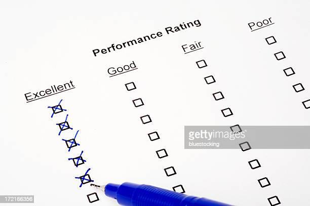 Excellence en matière de Performance