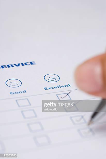 Un Excellent service