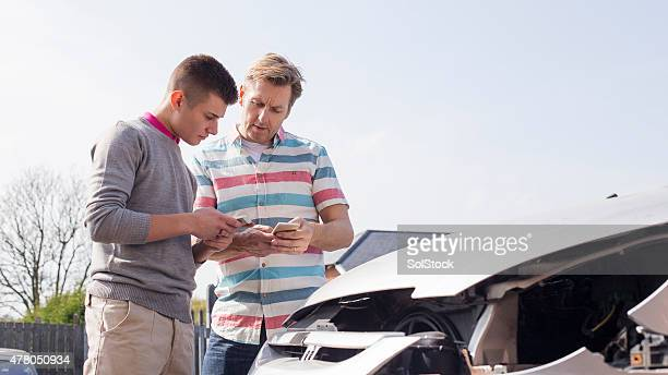 Exchanging Insurance Details
