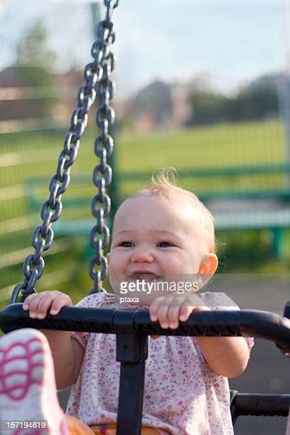 Excited swinging