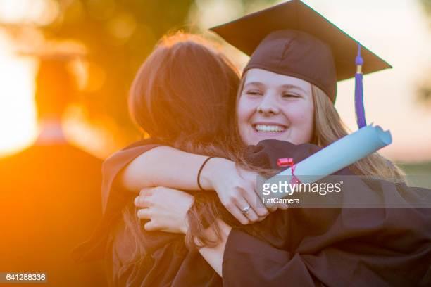 Aufgeregt, Absolventen