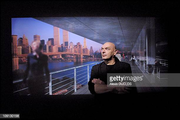 Exclusive French Architect Jean Nouvel'S Works Will Be Exhibited At Centre Georges Pompidou Paris From December 6 To March 4 2001 On March 12Th 2001...
