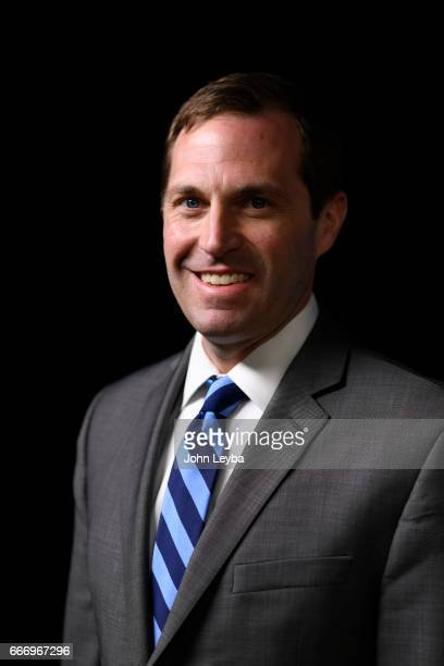 Exclusive interview with Democratic candidate Jason Crow on April 10 2017 who will be running for Rep Mike Coffman's Congressional seat