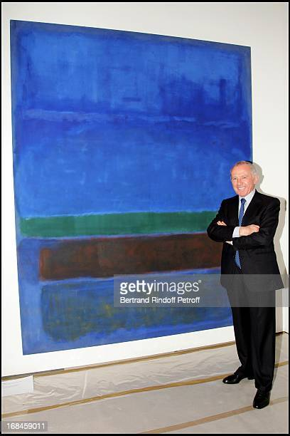Exclusive Work of Mark Rothko at Exclusive Francois Pinault prepares the Palazzo Grassi to exhibit his art collection