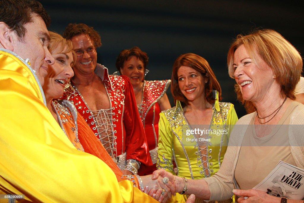 Resultado de imagen de mamma mia movie press conference stockholm