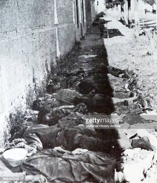 Executed Republicans in Extremadura during the Spanish Civil War Between 6600 and 12000 Republican supporters were executed by the Nationalists The...