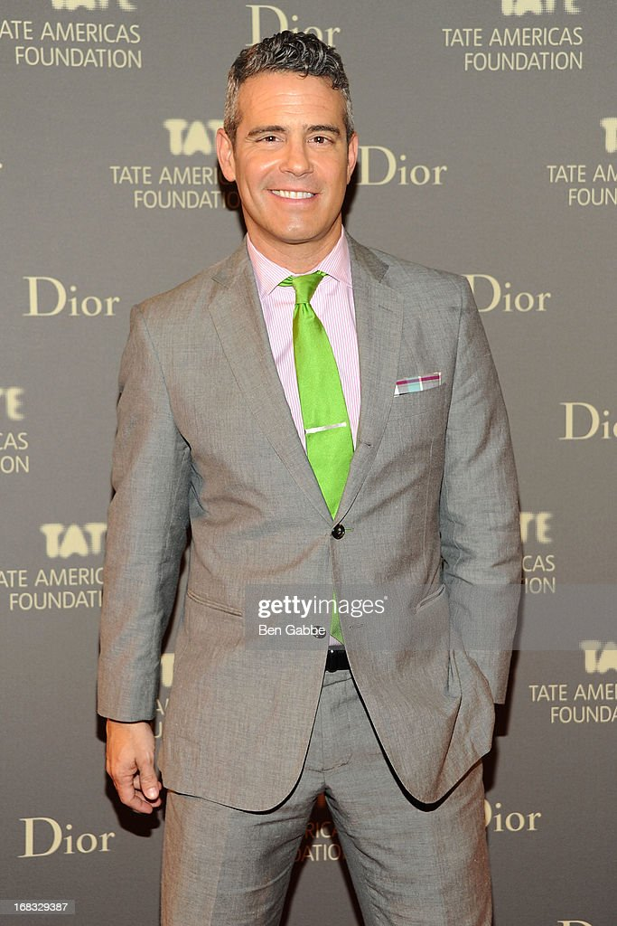 TV executive <a gi-track='captionPersonalityLinkClicked' href=/galleries/search?phrase=Andy+Cohen+-+Television+Personality&family=editorial&specificpeople=7879180 ng-click='$event.stopPropagation()'>Andy Cohen</a> attends the Tate Americas Foundation Artists Dinner at Skylight at Moynihan Station on May 8, 2013 in New York City.