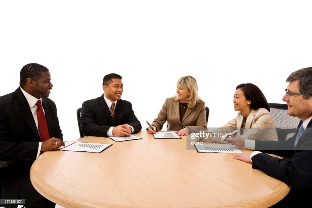 Executive Business Team  (Series)