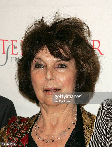 Executive Chair Ellen Adler arrives at the 4th Annual Stella by Starlight Gala Benefit Honoring Martin Sheen at Chipriani 23rd st on March 17 2008 in...