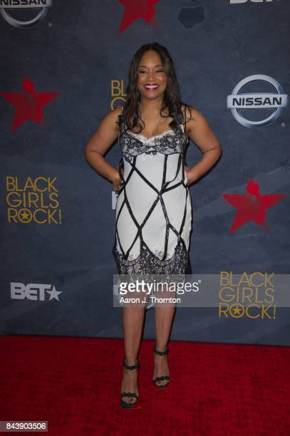 Executive Connie Orlando attends Black Girls Rock at New Jersey Performing Arts Center on August 5 2017 in Newark New Jersey